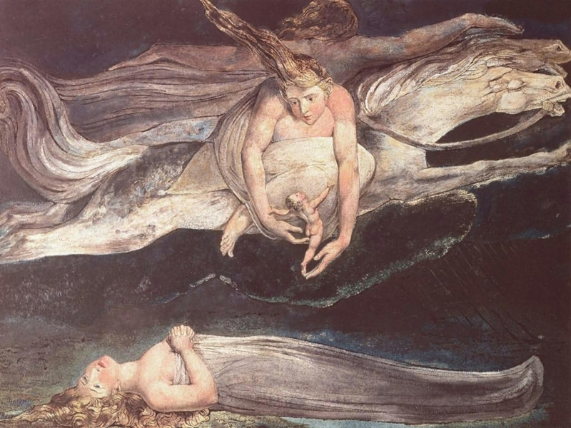 William Blake 1757-1827 | British Romantic era Poet and painter