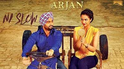 Ni Slow Lyrics - Roshan Prince | Prachi Tehlan | Arjan | White Hill Music