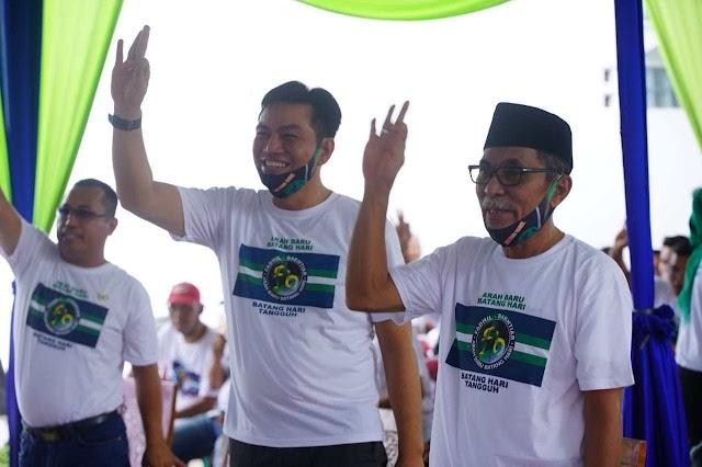 Fadhil : PKH Itu Program Presiden Bagaimana Mau Dihilangkan