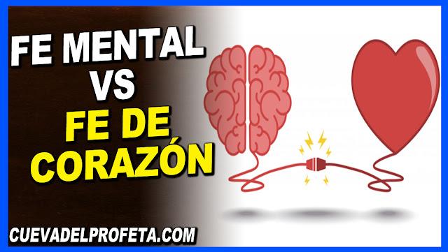 Fe mental vs Fe de corazón - William Marrion Branham en Español