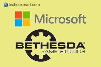 Microsoft Purchased Bethesda-Parent ZeniMax For $7.5 Billion