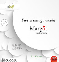 evento Margot gastronomy