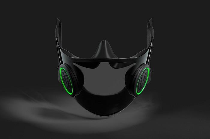 Razer Project Hazel Mask See Through Face Mask