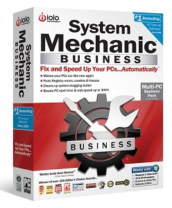 System Mechanic Discount Coupon - Business Edition