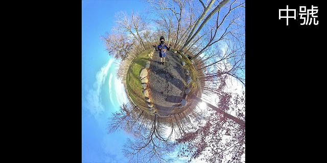 Insta360 隱形自拍棍 Tiny Planet