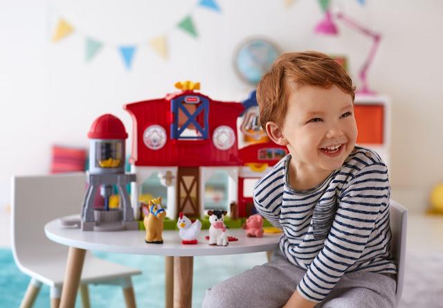 Przyjemne z pożytecznym – najlepsze prezenty na Dzień Dziecka - informacja prasowa marki FP
