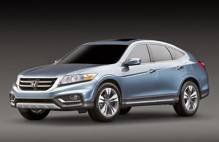 2015 Honda Crosstour And The Elegant Style