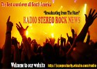 Radio stereo rock