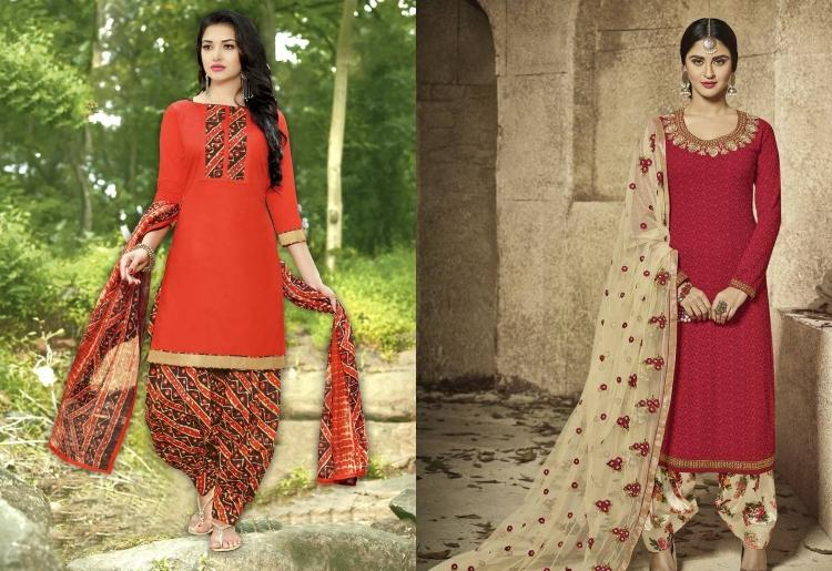 Classy Punjabi Dress