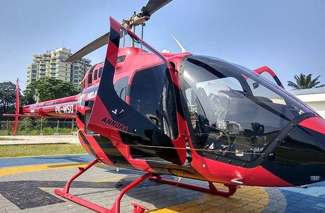 Biaya Sewa Helikopter Pekan Baru, Riau Profesional
