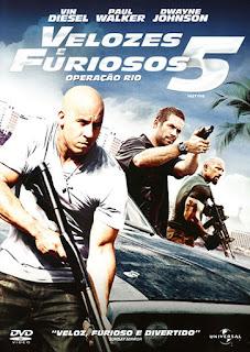 Capa filme Velozes e Furiosos 5: Operação Rio Grátis