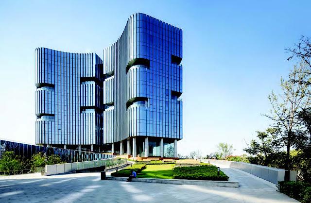 Công trình thiết kế bởi DP Architects