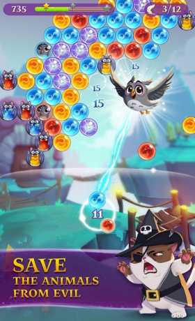 bubble witch saga 3 apk mod 3.5.6