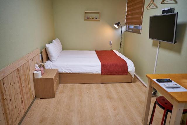 Hotel Budget Korea Selatan - R Guesthouse