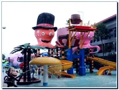 Hotel Batu Wonderland Waterpark