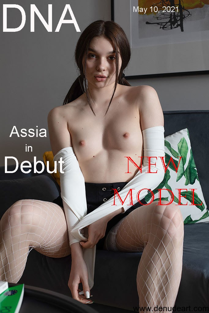 [DeNudeArt] Assia - Debut 1622189956_assia