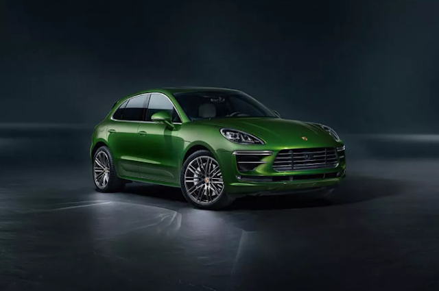 2020 Porsche Macan Turbo, Autos, Cars, Vehicles,