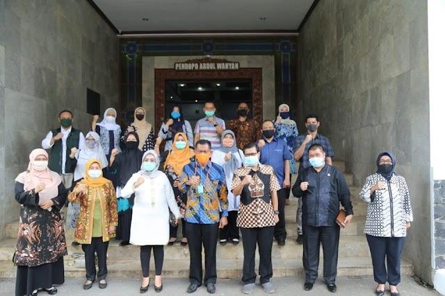 Pansus IV DPRD Jabar Kunjungi UPTD Panti Sosial Rahabilitasi Anak di Subang