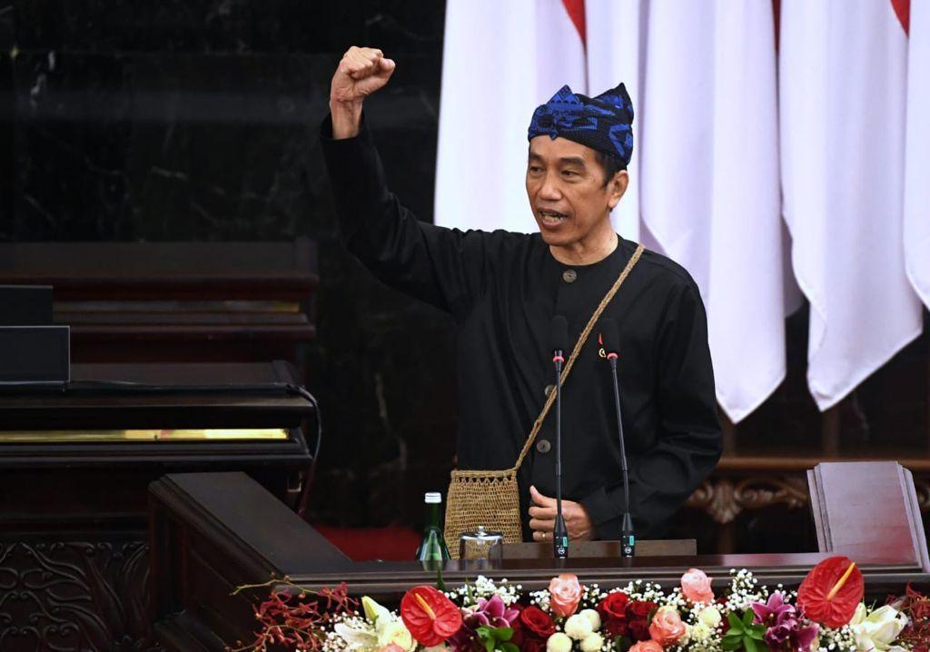 Faldo Maldini & Fadjroel Rachman Ungkap Alasan Jokowi Tak Singgung Pemberantasan Korupsi di Sidang Tahunan MPR
