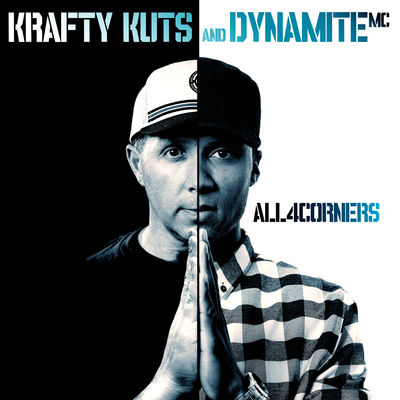 Krafty Kuts & Dynamite MC - All 4 Corners - Album Download, Itunes Cover, Official Cover, Album CD Cover Art, Tracklist