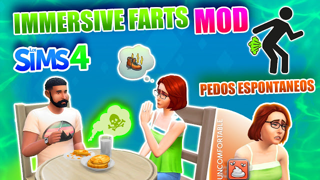 immersive farts mod the sims 4 pedos