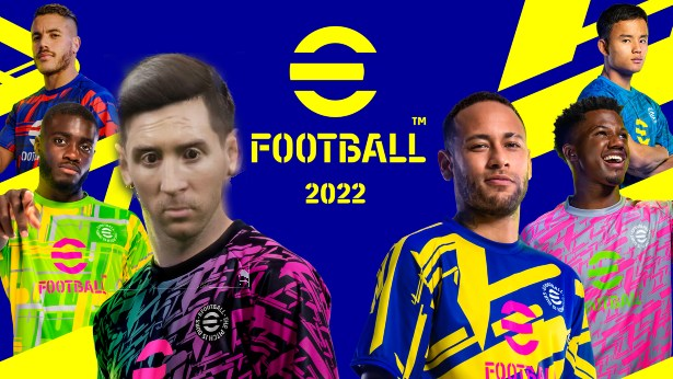 efootball 2022 messi face