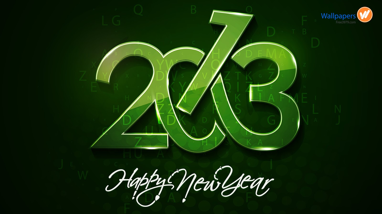 Amazing New Year Wishes Wallpapers: Wallpapers-Wallpaper: 20+ Amazing Happy New Year 2013