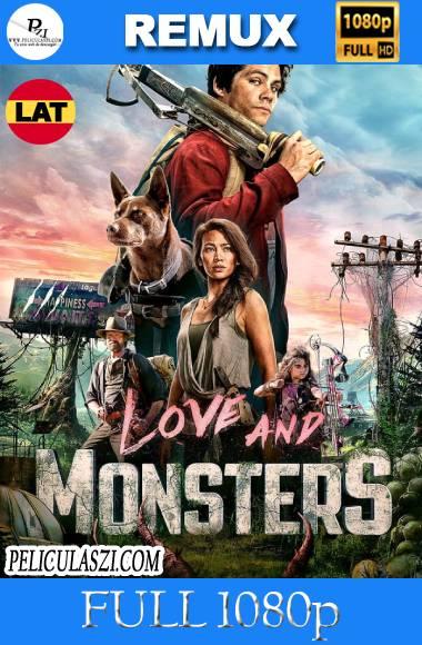 Amor y Monstruos (2020) Ultra HD REMUX 4K HDR Dual-Latino VIP