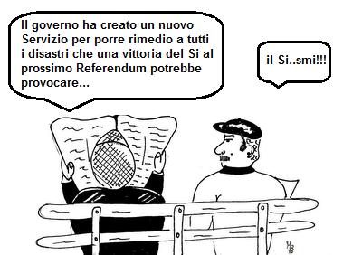 Sismi referendum