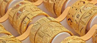 سعر الذهب في تركيا اليوم الأحد 19/04/2020