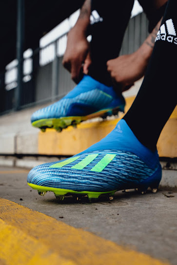 info for 1e4ef ddfbf Laceless Next-Gen Adidas X 18+ World Cup Launch Boots ...