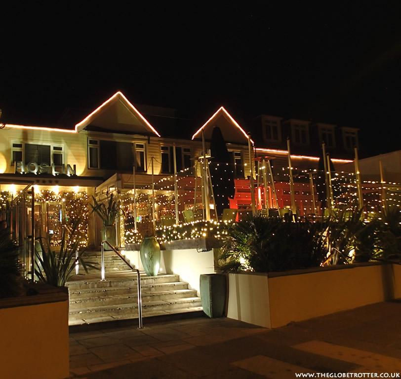 The Roslin Beach Hotel