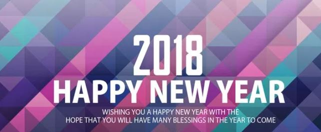 Happy New Year 2018 Quotes Wishes