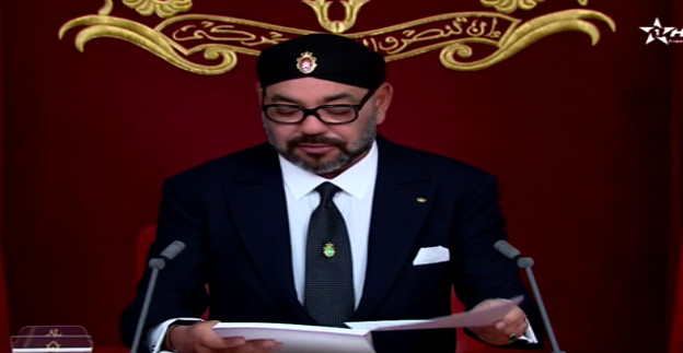 العاهل المغربي: المغرب مستعد لحوار صريح وواضح لتجاوز كل الخلافات مع الجزائر