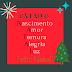Feliz Natal com muita Alegria, Saúde e Amor