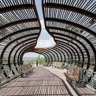 Increíbles Diseños de pergolas de madera
