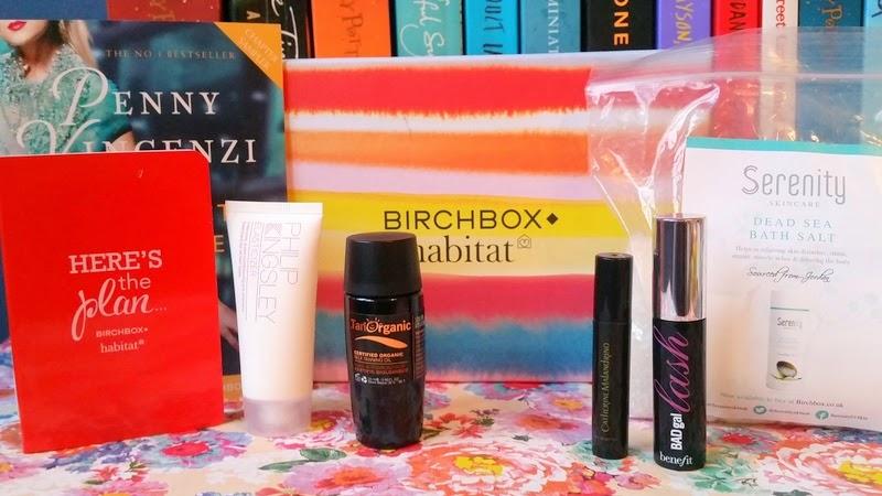 Beauty | Birchbox - March Habitat Collaboration