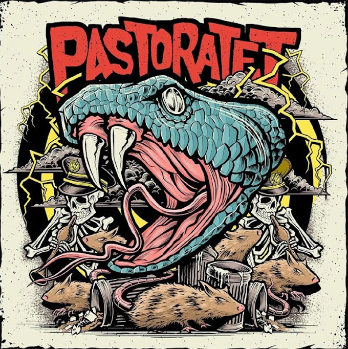 "Pastoratet stream new EP ""Bara Skiten Avtar"""