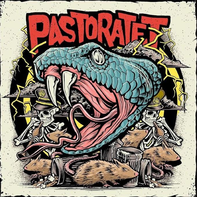 """Pastoratet stream new EP """"Bara Skiten Avtar"""""""