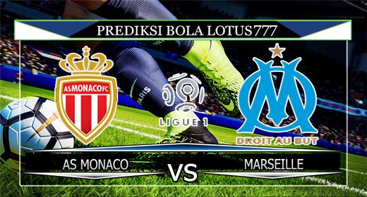 PREDIKSI BOLA AS MONACO VS MARSEILLE 16 SEPTEMBER 2019