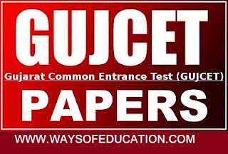 GUJCAT PHYSICS ALL OLD PAPER