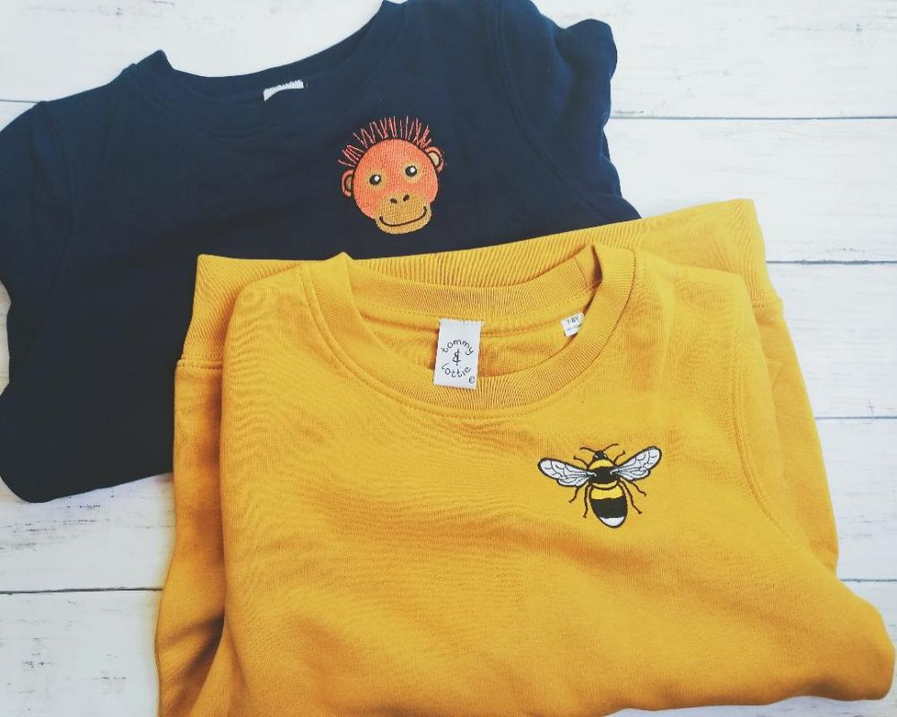 Tommie and Lottie Sweatshirts review