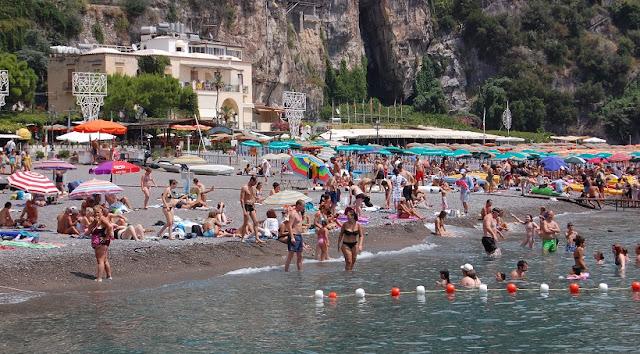 Fornillo Positano em Nápoles