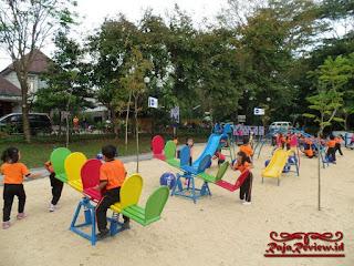 Taman Kota Merbabu Malang