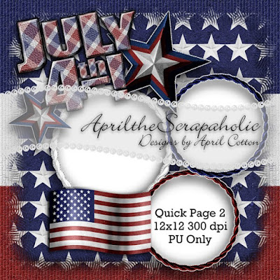 Patriotic QP2 freebie