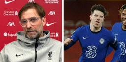 Klopp reveals 'Mount's individual quality gave Chelsea the victory