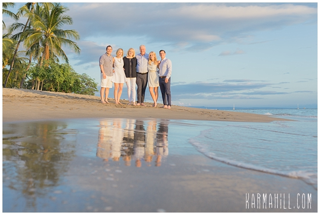 Maui Family Photographers portraits