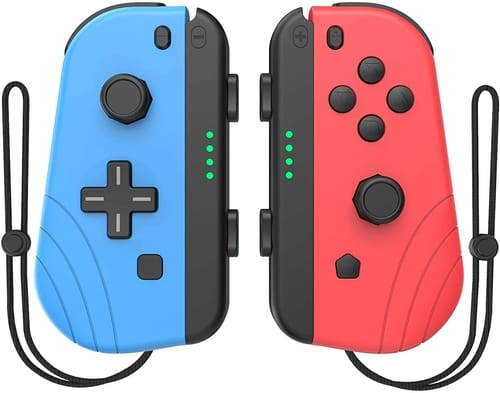 GCHT GAMING Replacement for Switch Joycon Controllers