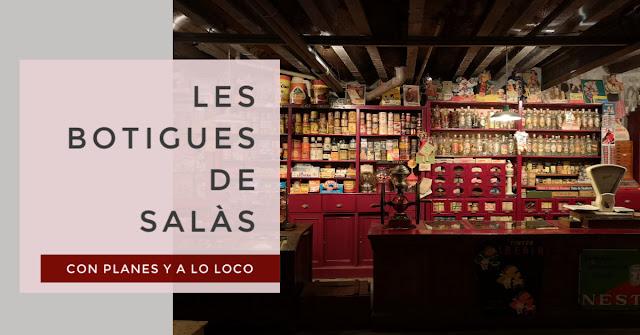 colmado y ultramarinos botiga museu salàs
