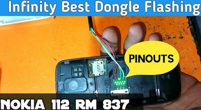 Nokia 112 RM-837 Flash File